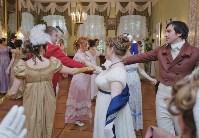 Танцевальный вечер в усадьбе Лопасня-Зачатьевское, Фото: 13