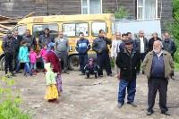 В Плеханово продолжается снос незаконных цыганских построек, Фото: 84