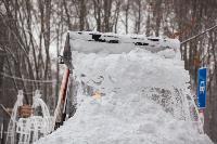 Последствия снежного циклона в Туле, Фото: 60