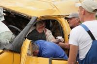 Авария на трассе Тула-Калуга. 04.07.2014, Фото: 13