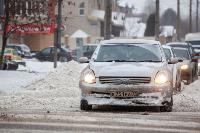Последствия снежного циклона в Туле, Фото: 7