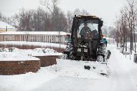 Последствия снежного циклона в Туле, Фото: 91