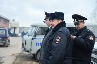 Бунт в цыганском поселении в Плеханово, Фото: 29