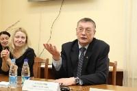 Встреча Сергея Харитонова со студентами ТулГУ, Фото: 8
