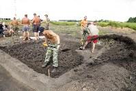 Раскопки на берегу Упы, Фото: 13