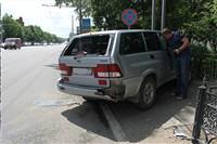 ДТП на проспекте Ленина, Фото: 1