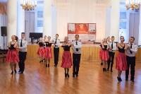 В колонном зале Дома дворянского собрания в Туле прошел областной кадетский бал, Фото: 108