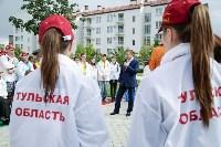 В Сочи губернатор Алексей Дюмин встретился с делегацией Тульской области, Фото: 12