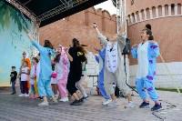 На тульском «Газоне» прошла пижамная вечеринка, Фото: 50