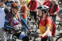 В семейном велопараде приняли участие сотни туляков , Фото: 15