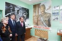 Открытие музея Великой Отечественной войны и обороны, Фото: 12