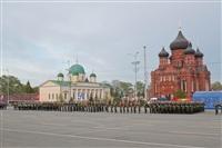 Вторая генеральная репетиция парада Победы. 7.05.2014, Фото: 65
