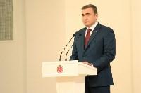 Алексей Дюмин принял присягу губернатора Тульской области., Фото: 8