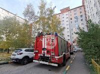Пожар на улице Степанова, Фото: 4