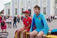Футбол на большом экране в Тульском кремле, Фото: 67