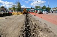 В посёлке Южный стартовали работы по обустройству ливневой канализации, Фото: 2