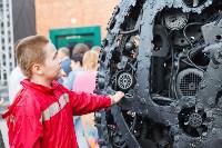 В Туле открыли скульптуру «блохе-киборгу», Фото: 67