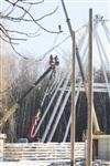 Монтаж колеса обозрения в ЦПКиО. 25 февраля 2014, Фото: 16