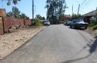 В Привокзальном округе Тулы выполняется ремонт тротуаров, Фото: 1