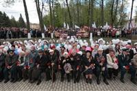 В Белёве зажгли Вечный огонь, Фото: 35