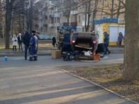 Авария в Новомосковске. 18.11.2014, Фото: 2