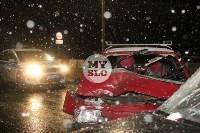 В ДТП на М-2 в Туле пострадали четыре человека, Фото: 10