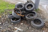 Незаконная торговля на Фрунзе и плохая уборка улиц Тулы, Фото: 9