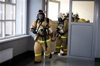 Пожарно-тактические учения в ТЦ «Гостиный двор», Фото: 3