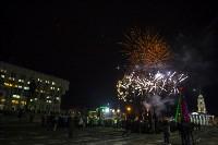 Фейерверк в честь 75-летия обороны Тулы, Фото: 10