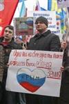 В Туле проходит митинг в поддержку Крыма, Фото: 45
