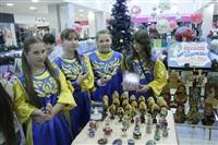 Тульские школьники приняли участие в Новогодней ярмарке рукоделия, Фото: 11