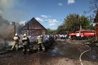 Пожар в Плеханово 9.06.2015, Фото: 26