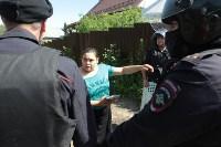 На Косой Горе ликвидируют незаконные врезки в газопровод, Фото: 27