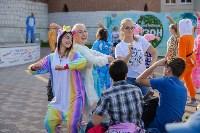 На тульском «Газоне» прошла пижамная вечеринка, Фото: 25