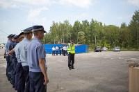 Конкурс водительского мастерства среди полицейских, Фото: 36