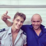 Съемки сериала с Алексеем Воробьевым и Максимом Авериным, Фото: 6