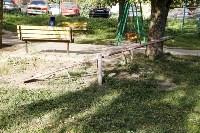 Детские площадки в Тульских дворах, Фото: 8
