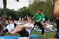 День йоги в парке 21 июня, Фото: 20