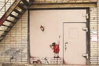 Тула, ул. Мезенцева, 42. Самое трогательное граффити сегодняшней Тулы, Фото: 3