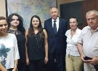 Тульские предприниматели побывали в Казахстане с бизнес-миссией, Фото: 1