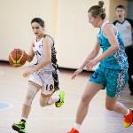 Женщины баскетбол первая лига цфо. 15.03.2015, Фото: 2