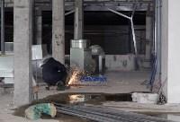 Строительство Ледовой арены в парке 250-летию ТОЗ. 16 мая 2015, Фото: 6