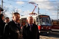 В Туле запустили пять новых трамваев, Фото: 30
