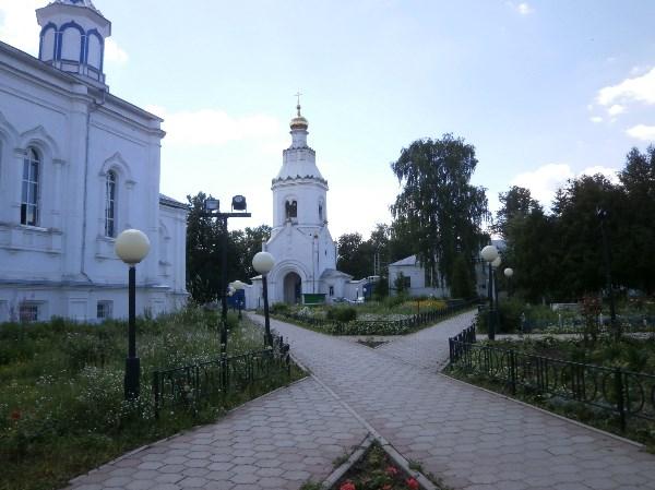 Щегловский мужской монастырь, Тула
