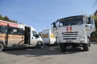 Дезинфекция транспорта в Туле, Фото: 1