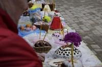 Туляки освятили куличи, яйца и пасхи в тульских храмах, Фото: 29