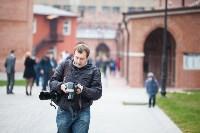 Средневековые маневры в Тульском кремле. 24 октября 2015, Фото: 3