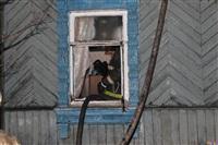 В поселке Октябрьский сгорел дом., Фото: 14