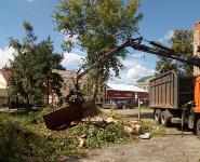 В историческом центре Тулы сносят аварийные дома, Фото: 9