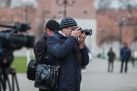 Митинг сотрудников ОВД в Тульском кремле, Фото: 46